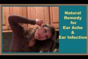 DIY Natural Home Remedy for Earache/Infection—-Garlic!