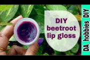 BEETROOT Lip balm | Natural remedy for pink lips