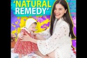 Natural remedy | KAMI | For Anne Curtis' mother, who has had an operation recently