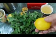 Covid- Natural remedy for fever and cough.