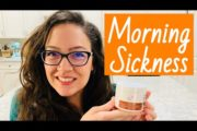 Natural Remedy for Morning Sickness