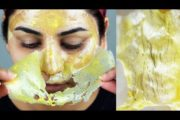 How to Remove Facial Hair PERMANENTLY | 100% NATURAL Home Remedy