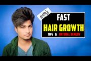 FAST HAIR GROWTH TIPS & 100% WORKING NATURAL REMEDY IN TAMIL