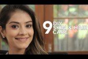 9 Best DIY | Skin & Hair Care | Best Home Remedies | Natural Remedy | Foxy Makeup Tutorial Videos