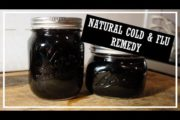 Elderberry Syrup Recipe//Natural Remedy