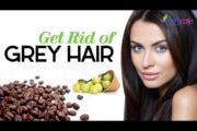 Natural Home Remedy for Grey Hair