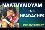 HEADACHES REMEDY | MIGRAINE  | NAATUVAIDYAM |  MEGHNAZ STUDIOBOX ! NATURAL REMEDIES FOR HEADACHES