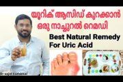 Best Natural Remedy For Uric Acid, യൂറിക് ആസിഡ് കുറക്കാൻ ഫലപ്രദമായ പ്രകൃതിദത്ത മരുന്ന്, Uric Acid