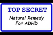Natural Remedies for ADHD That Work Instantly And Long Term (remedy)